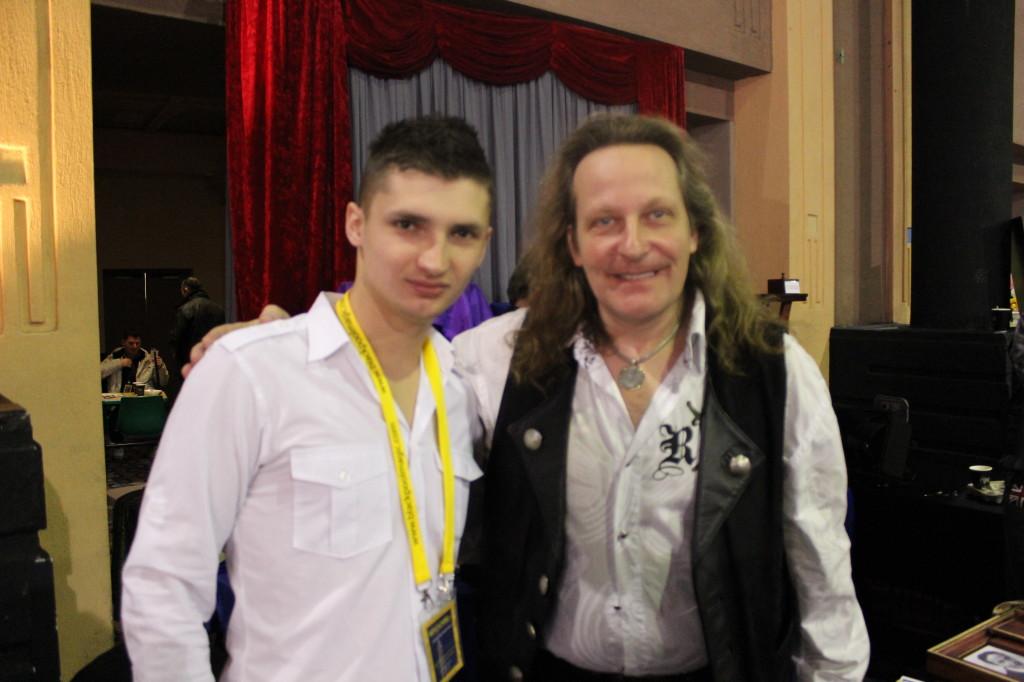 Iluzjonista Karol Sanetti i Dirk  Losander